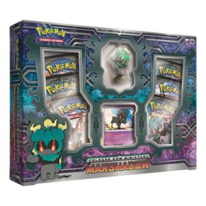 BOX – POKÉMON MARSHADOW C/ MINIATURA