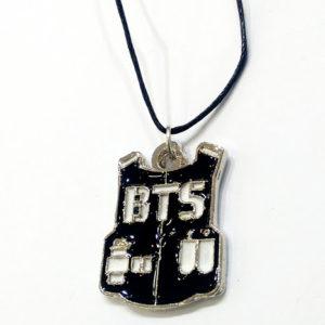 Colar Kpop – Bts – Suga, Jungkook, V, Jin, Jimin, Rm, Jhope