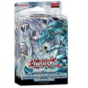 Deck Estrutural Saga do Dragão Branco de Olhos Azuis
