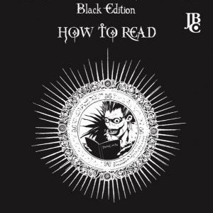 Death Note Black Edition – How to Read
