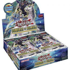 Booster Box Sombras Em Valhala