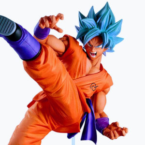 Goku Super Saiyajin Blue – Dragon Ball