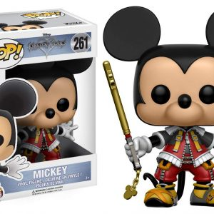 Pop Funko Kingdom Hearts Mickey 261
