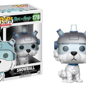 POP FUNKO – RICK AND MORTY – SNOWBALL 178