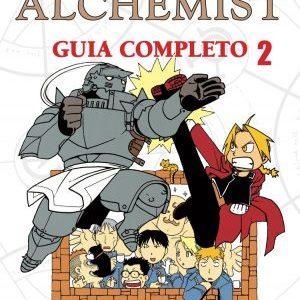 FULLMETAL ALCHEMIST GUIA ESPECIAL 002