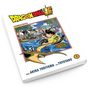 DRAGON BALL SUPER VOL 03