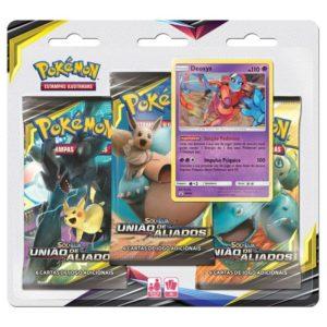 Blister Pokémon União de Aliados SM9 – Deoxys