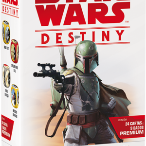 Deck Star Wars Destiny – Boba Fett