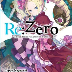 Re:Zero – Comecando uma Vida em Outro Mundo Livro 03