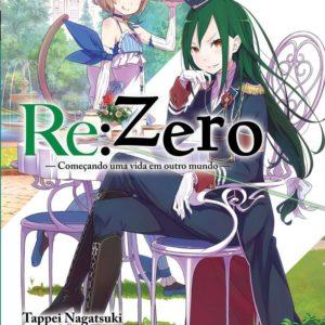 Re:Zero – Comecando uma Vida em Outro Mundo Livro 05