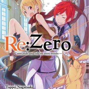 Re:Zero – Comecando uma Vida em Outro Mundo Livro 08