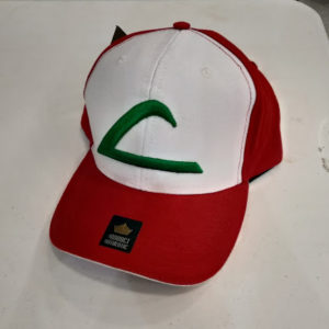 Boné – Pokémon – Ash – Clássico