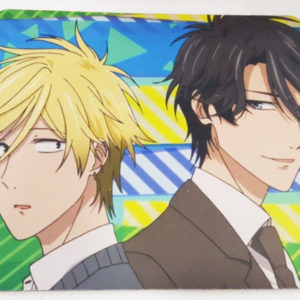 Mouse Pad Anime Hitorijime My Hero – Yaoi