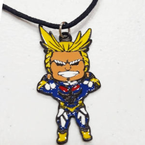 Colar Anime – Boku no Hero – All Might