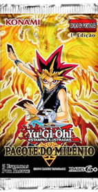 Booster – Yu Gi Oh – Pacote do Milênio – YGO