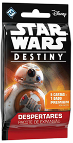 BOOSTER – STAR WARS – DESTINY – DESPERTARES