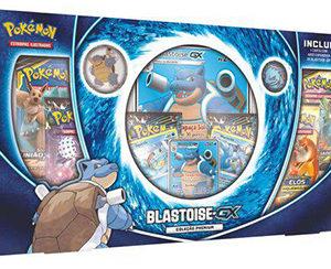 Box – Pokémon – Blastoise GX – Coleção Premium