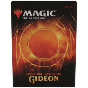 Signature Spellbook: Gideon – Magic – Inglês