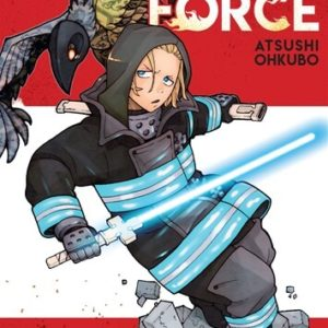 Mangá – Fire Force – 02