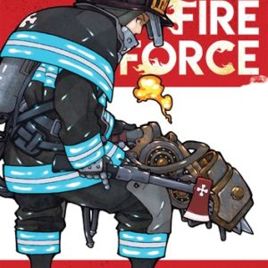 Mangá – Fire Force – 06