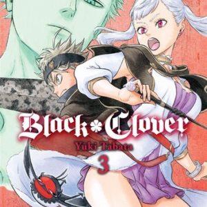 Mangá – Black Clover – 03