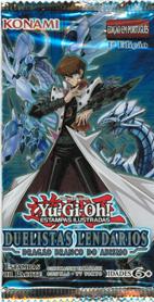 Booster – Yu Gi Oh – Duelista Lendário Dragão Branco do Abismo – YGO
