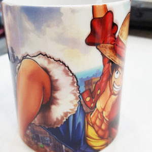 Caneca Anime – One Piece – Luffy
