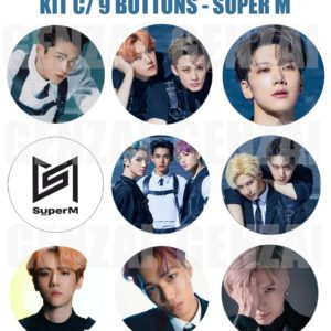 Kit bottom KPOP – Super M